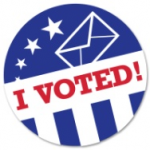 Vote By Mail Icon