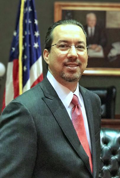 Judge Eddie Treviño