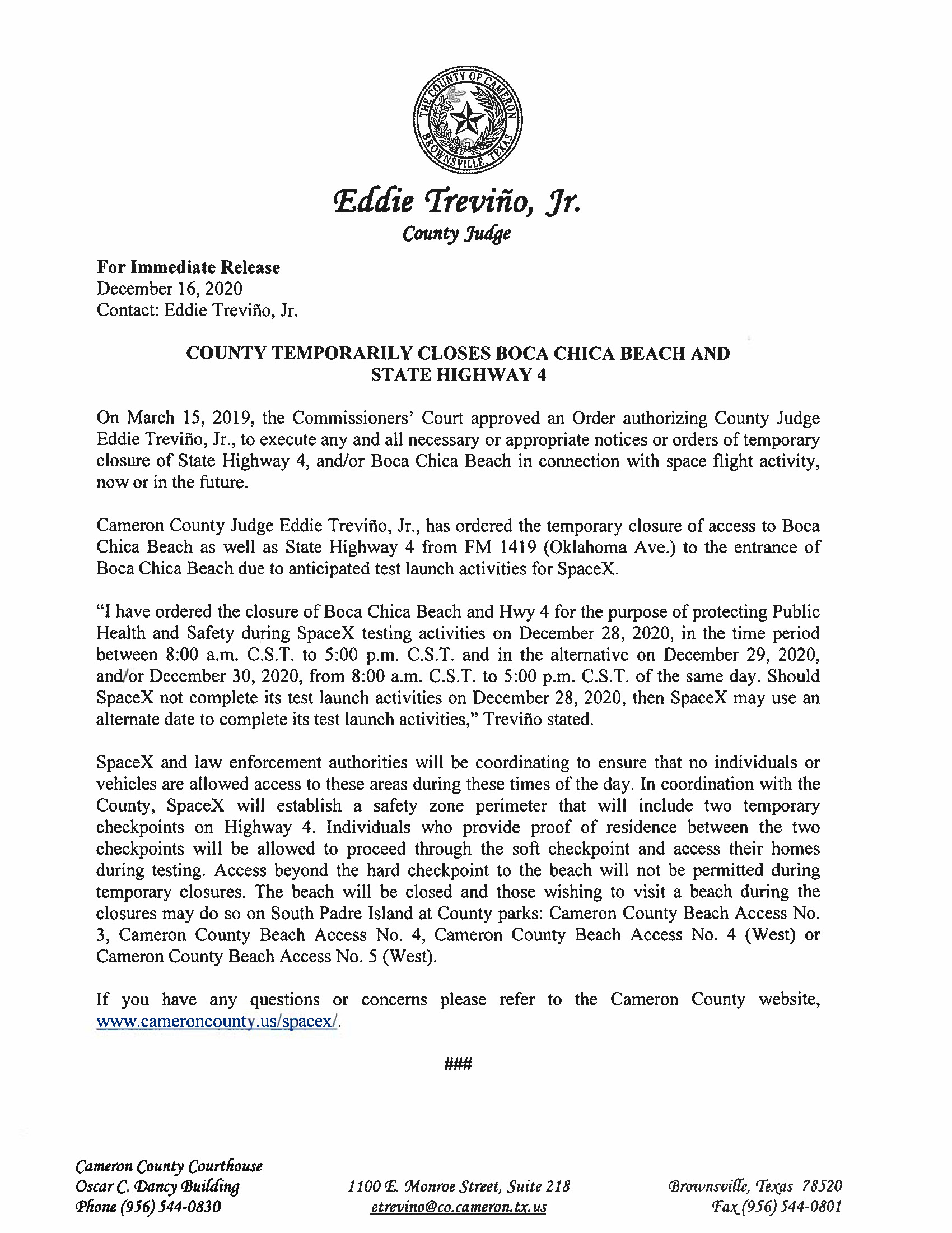 Press Release In English And Spanish.12.28.20 Page 1