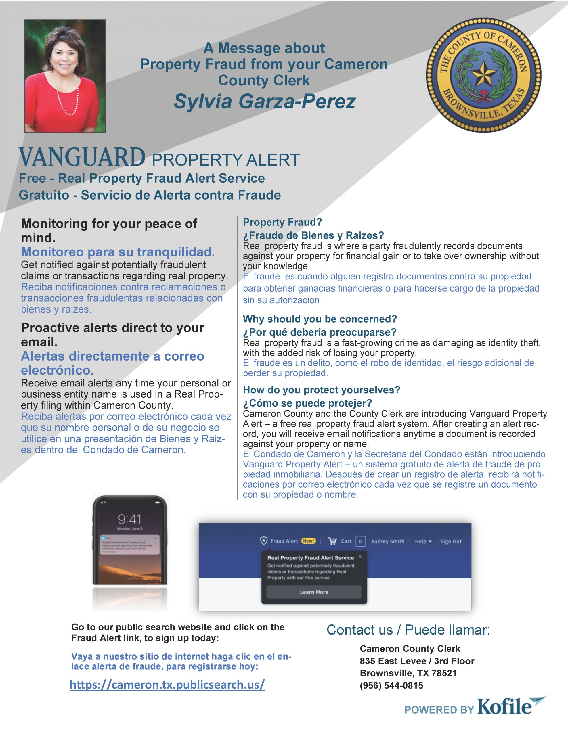 Real Property Fraud Alert Service Scaled