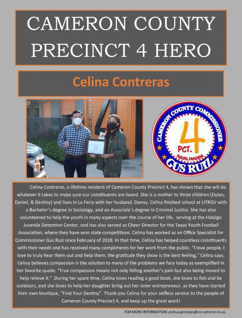 Cameron County Pct 4 Hero