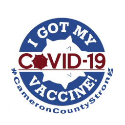 Covid Vaccine Sticker