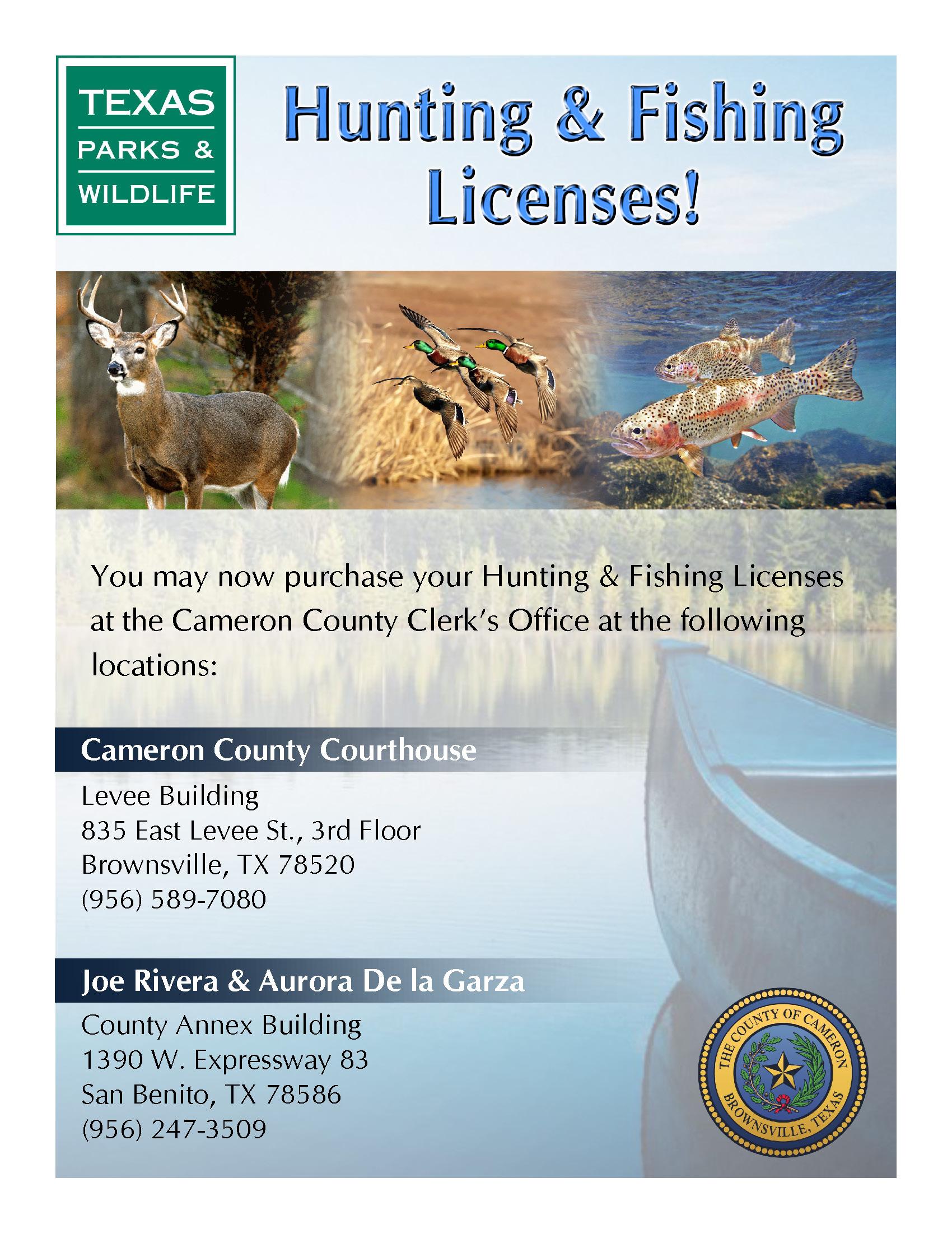 Slide 3 Hunting License