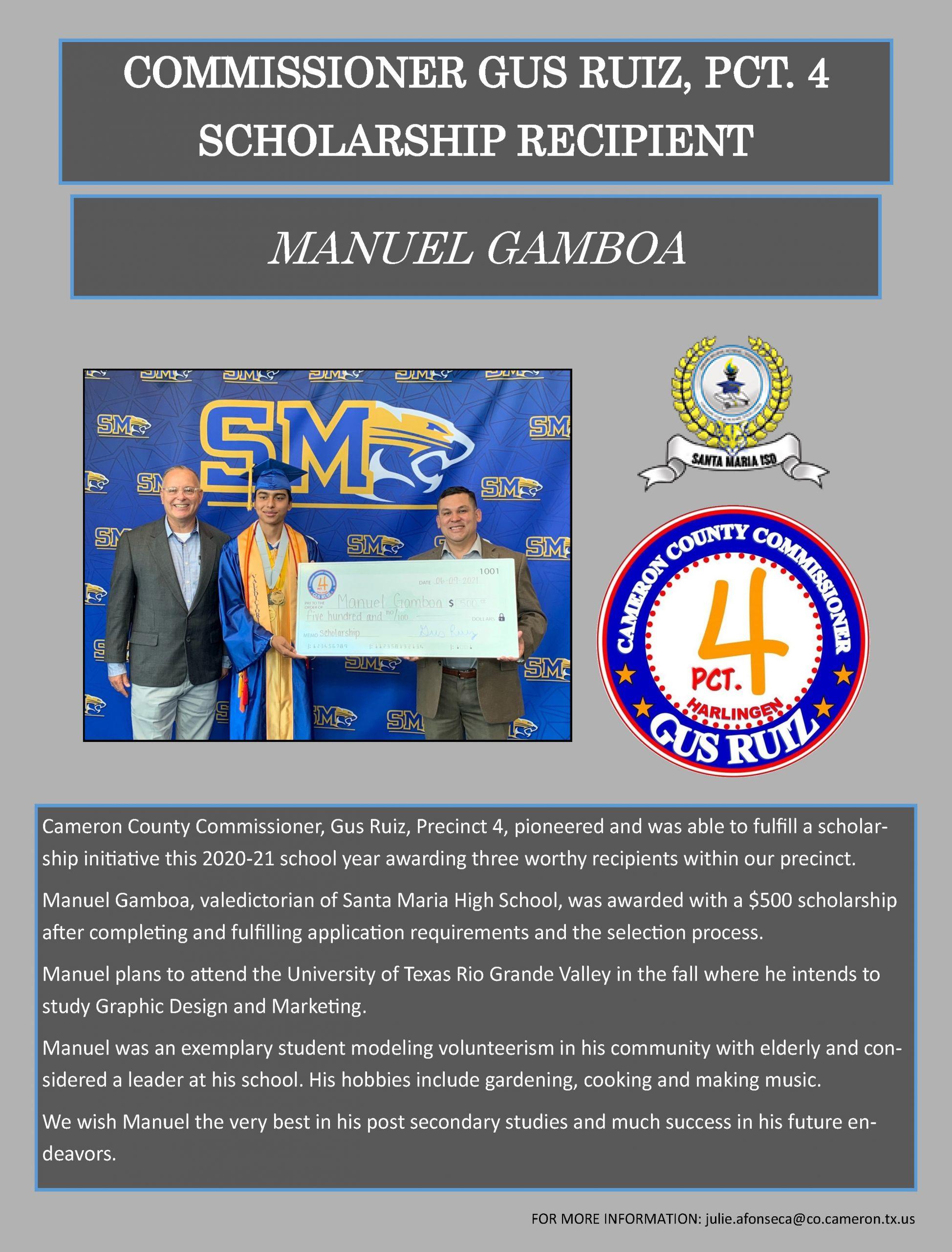 Manuel Gamboa Santa Maria Scaled