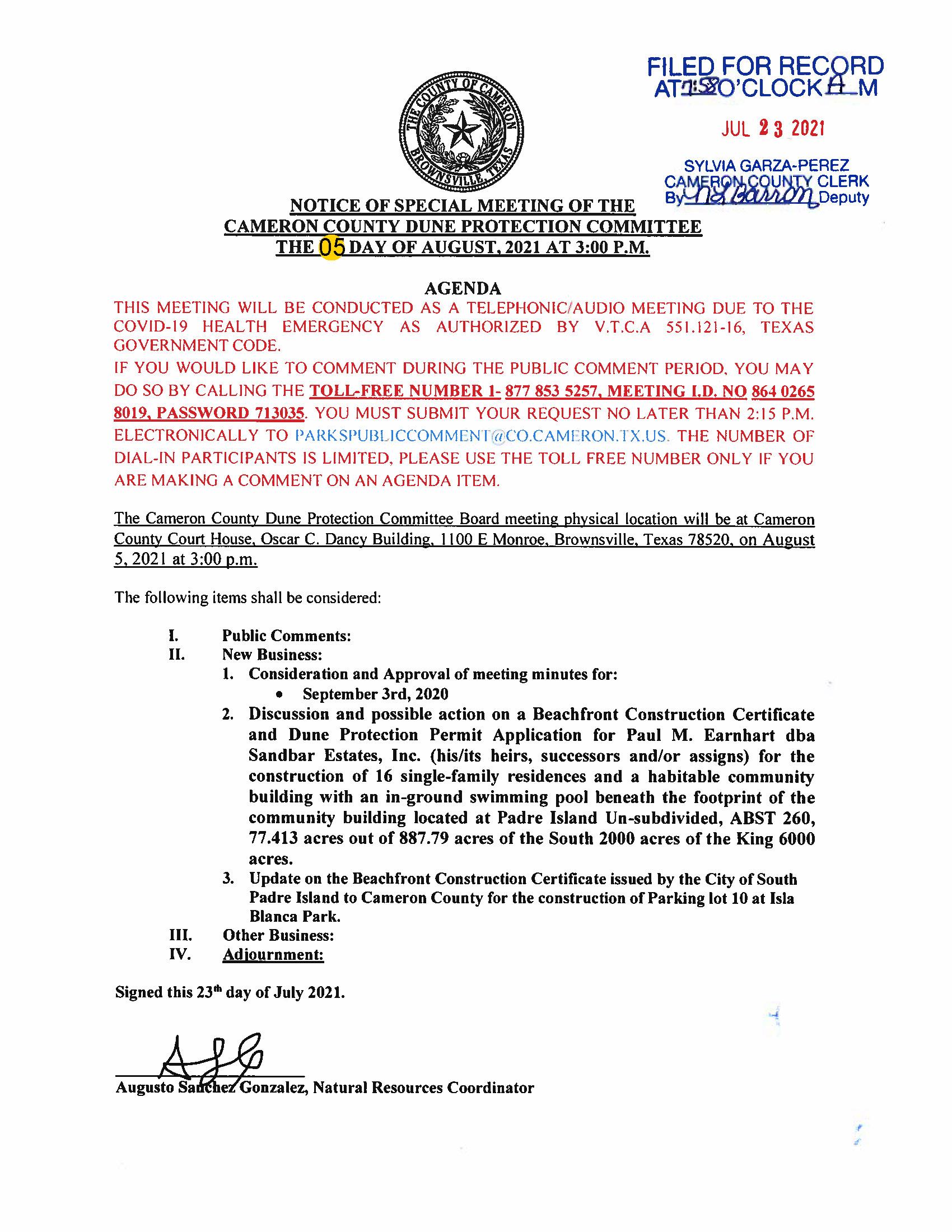 DPC Agenda 08 05 2021