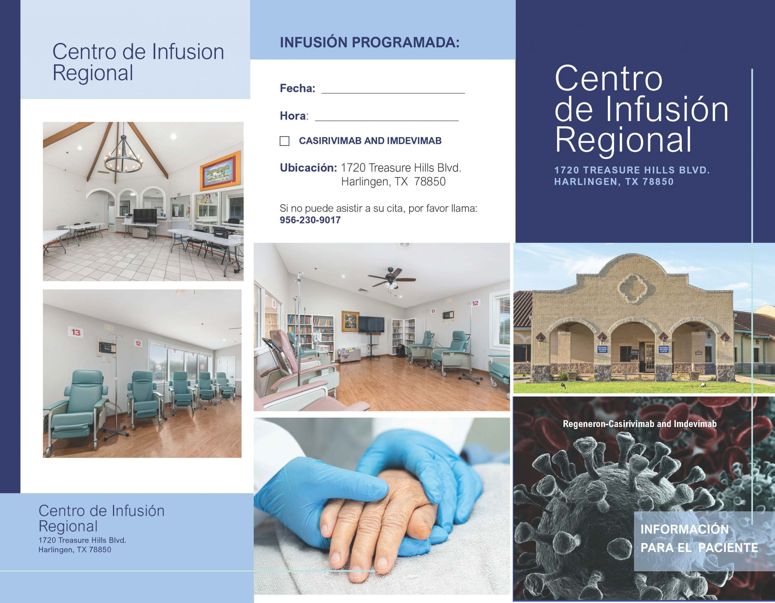 SLS Harlingen TriFold SPANISH Patient Information 081321 Page 1 Scaled