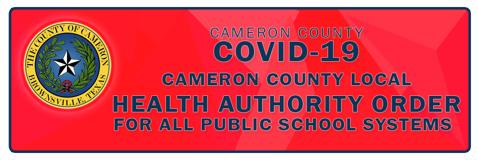 Covid 19 HEALTH AUTHORITY ORDER